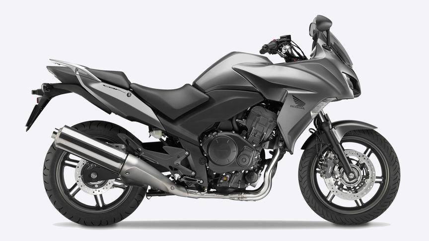 Honda CBF100F Adjustable Seat Height